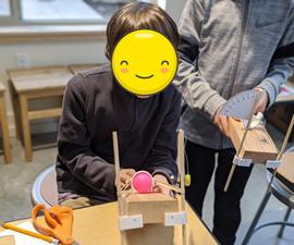 DIY Ping Pong Ball发射器