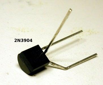 A Happy Little Transistor