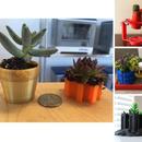 Tinkercad Planters