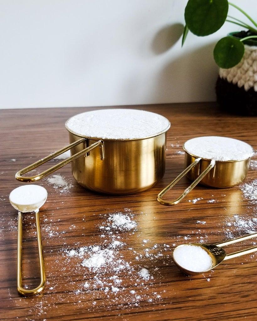 Cookies - Mix Dry Ingredients