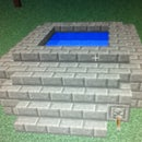 How To Make A Minecraft Auto-Filling Pool.