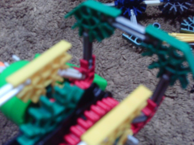 Knex Chainsaw