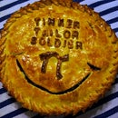 Tinker Tailor Soldier Pi Berry Pie