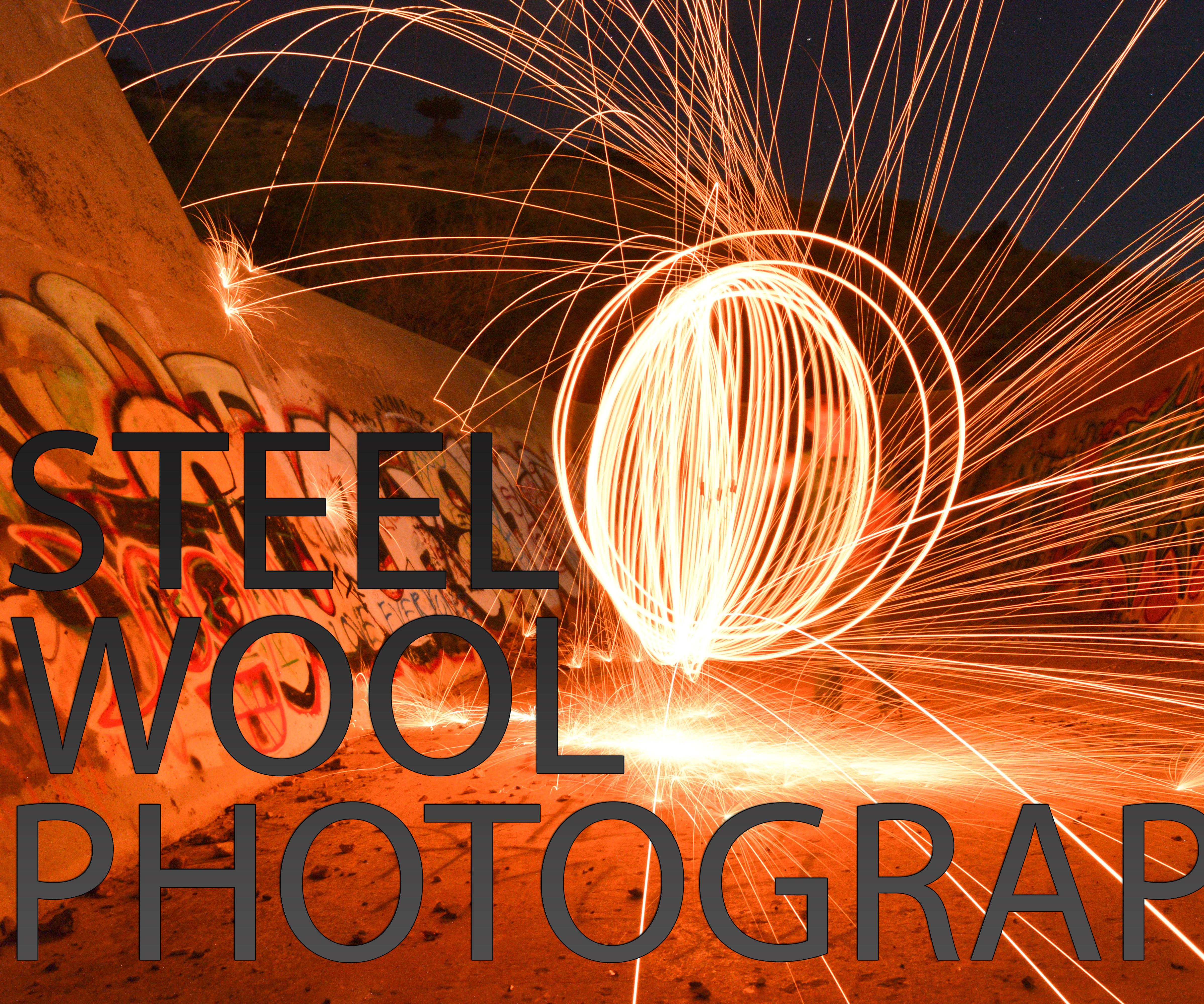 Incredible Steel Wool Photography!
