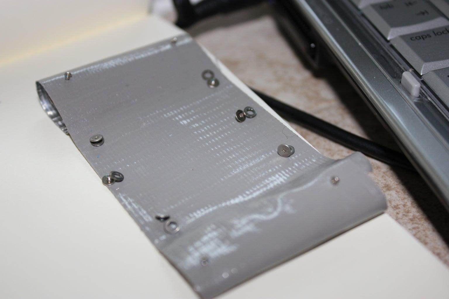 Removing More Screws