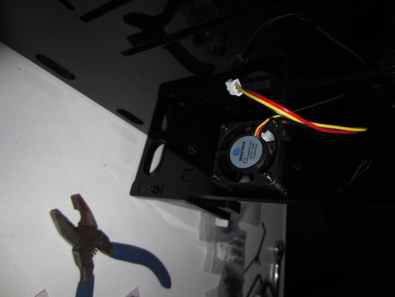 Mounting Electronics