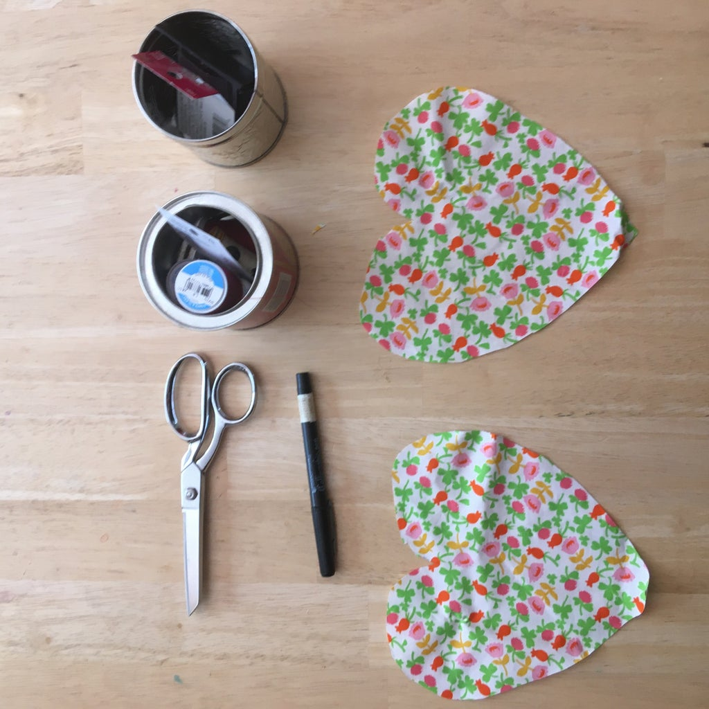 Cutting Fabric/ Getting Started