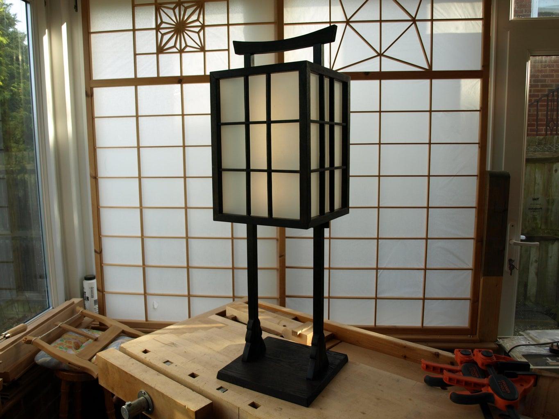 Japanese Style Lantern