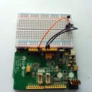 Linkit One Temperature Sensor
