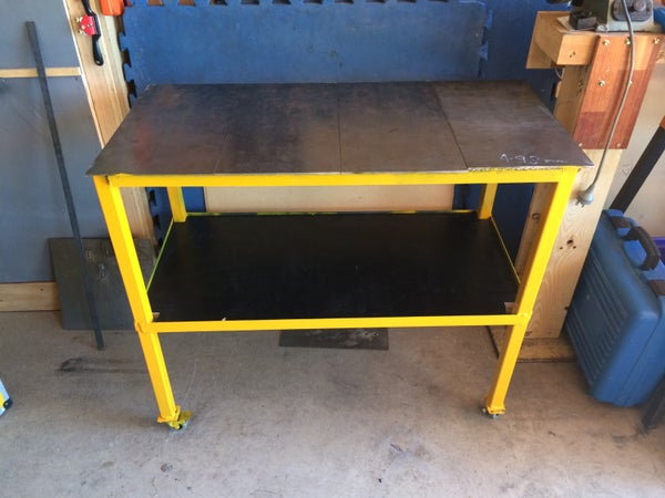 Welding Table