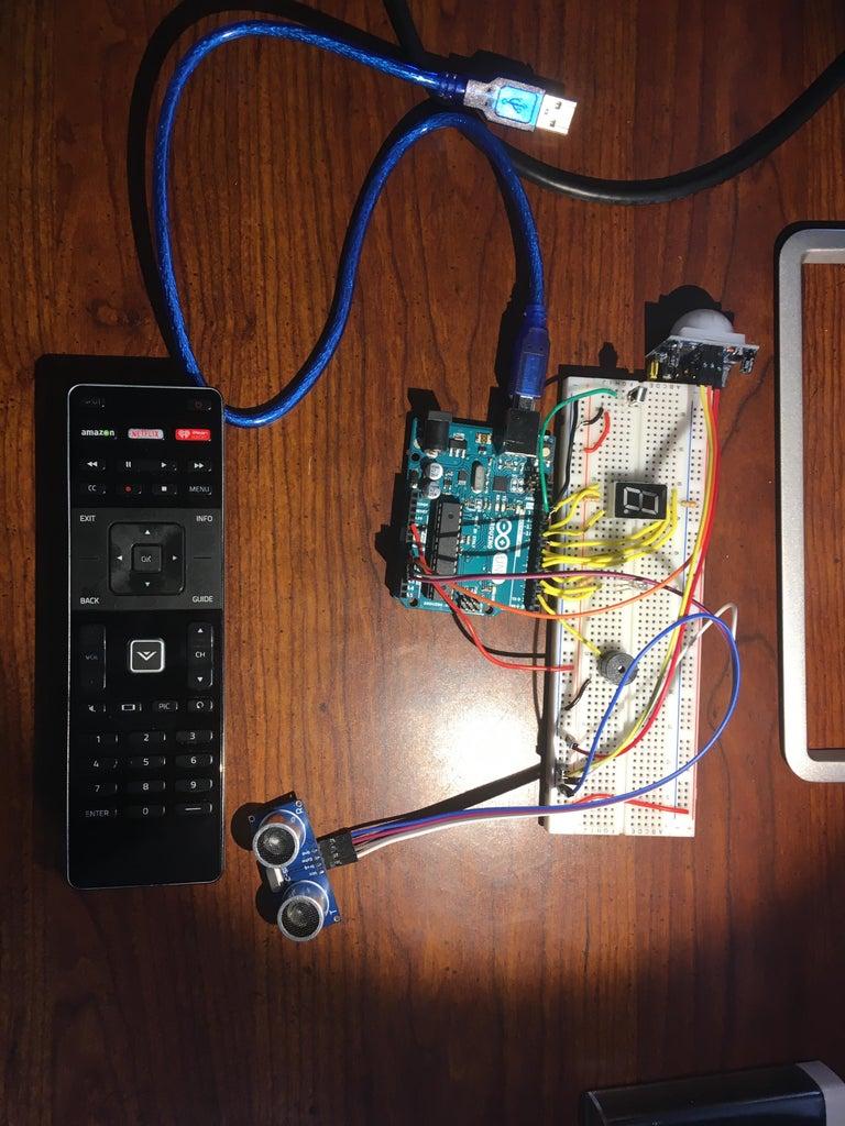 Adding Sensors