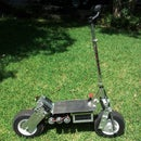 All-Terrain Electric Scooter