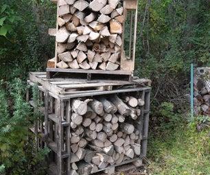 The ULTIMATE REDNECK FIREWOOD EASY HANDLING SYSTEM (URFEHS)