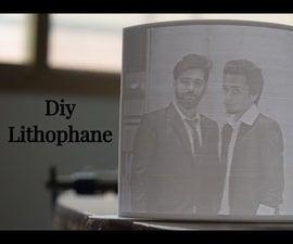 DIY Lithophane Using 2 Different Methods