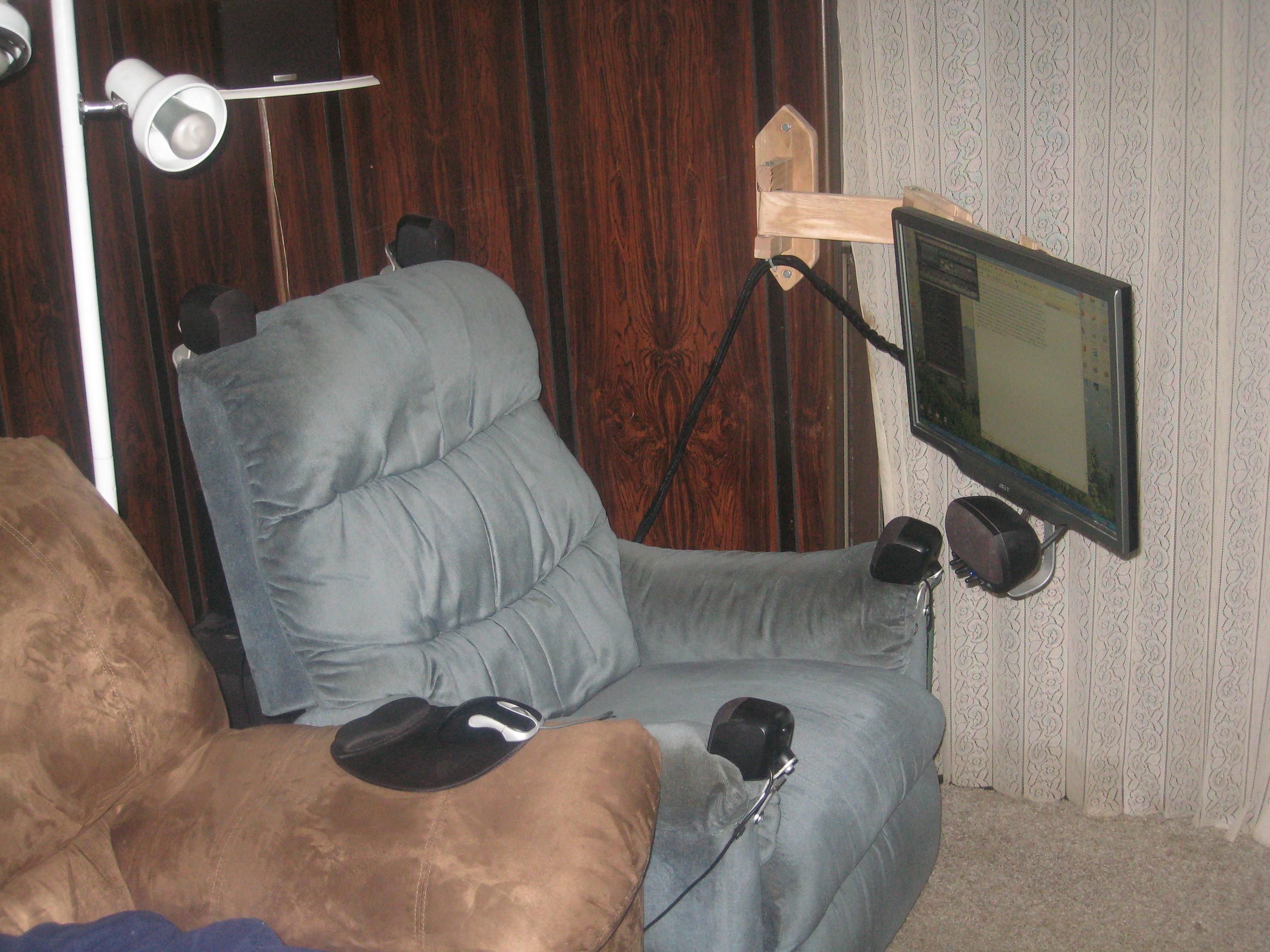 Recliner Computer chair