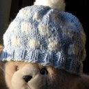 Baby Blue Cloud Hat