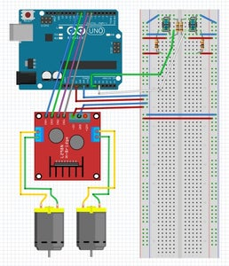 Diagrama Esquemático Da Montagem Elétrica E Eletrônica