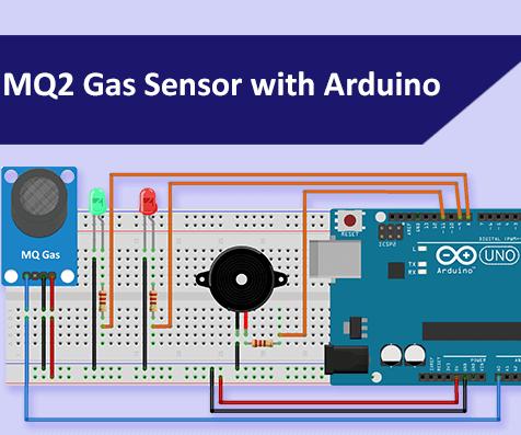 Interfacing Gas Senslr With Arduino