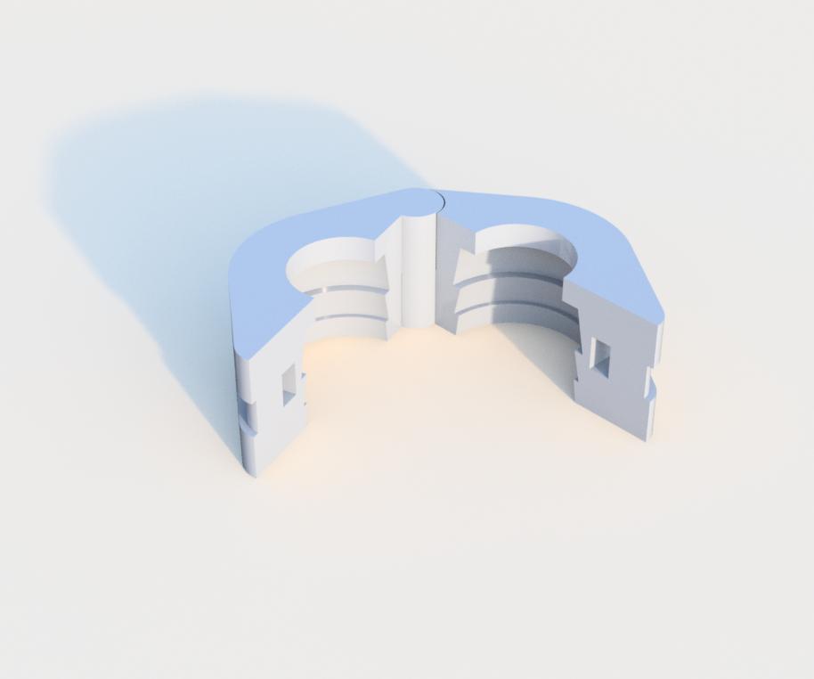 Bottle Lock Part 1: Base Model