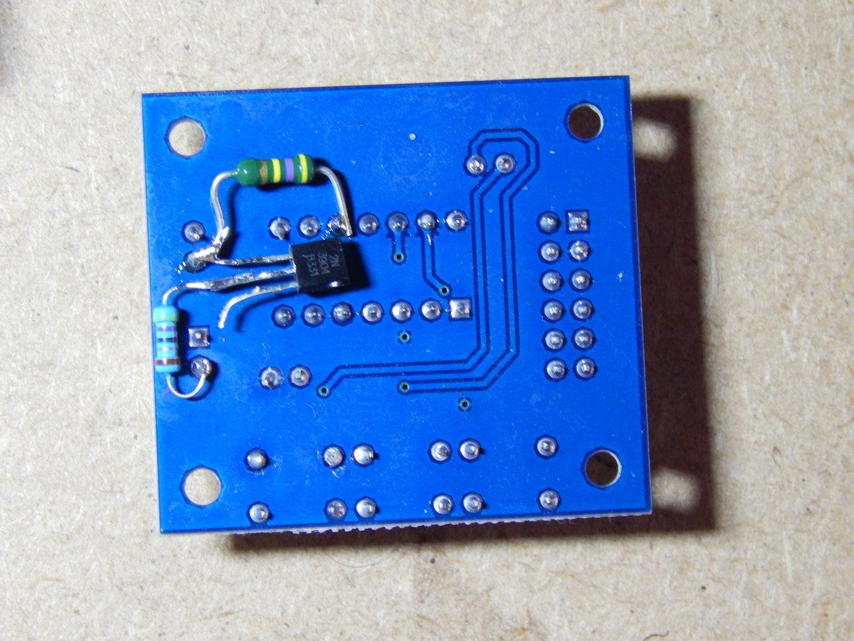 Adding Transistor for Light Bulb