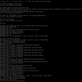Raspberry Pi 2 NAS With Owncloud, Samba and MiniDlna