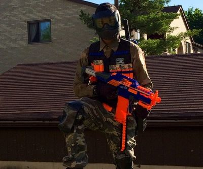 Create the Perfect Nerf Uniform!