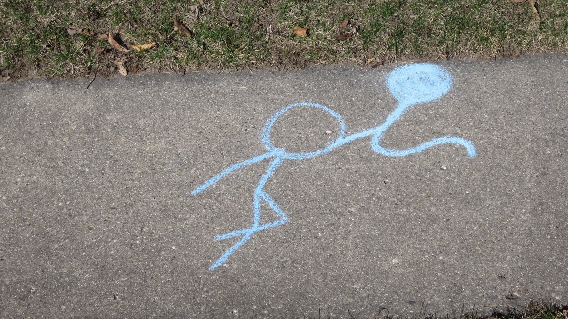 Use a Chalk Outline