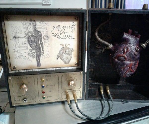 Dr Patrick Firestone's Patented Automatic Circulatory Machine