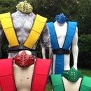 Led Light Mortal Kombat Ninjas