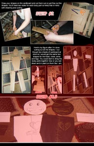 Cutting Out Your Marionette.