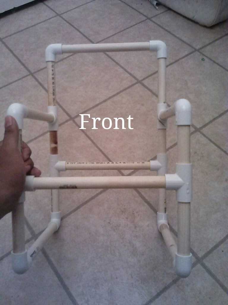 Pvc Toddler Chair
