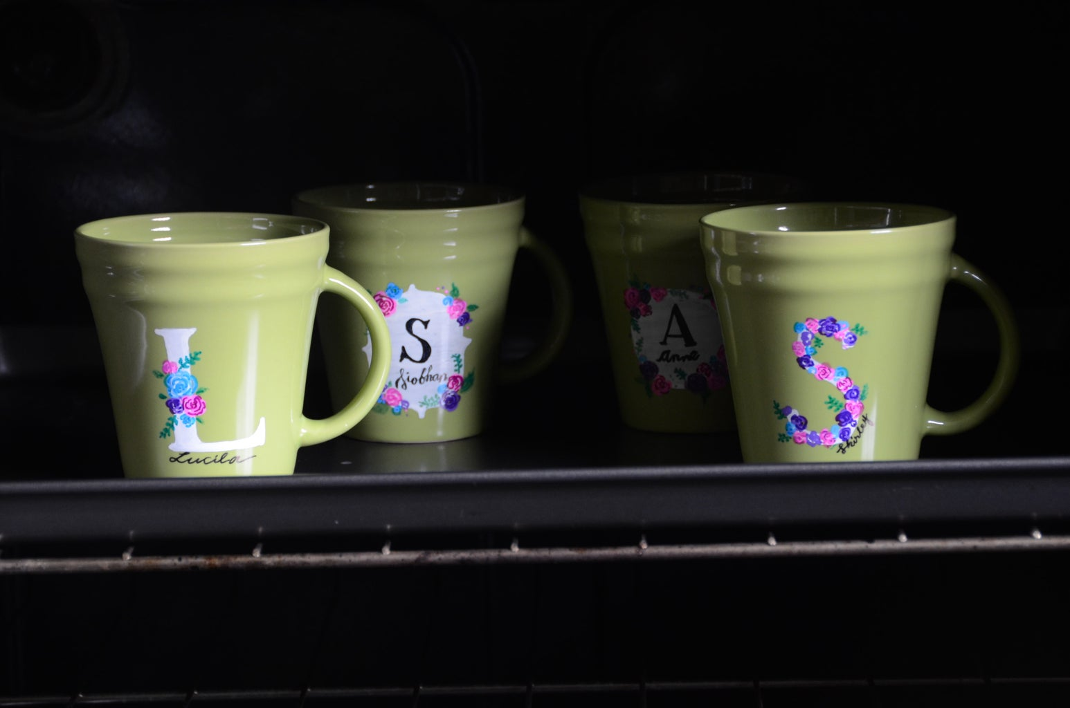 Make That Monogrammed Mug