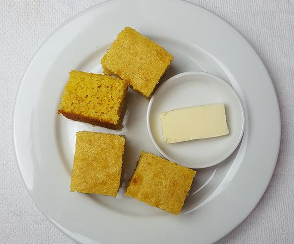 Basic Skillet Cornbread