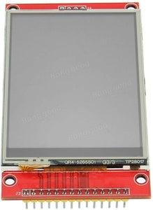 2.8 Inch ILI9341 240x320 SPI TFT Display