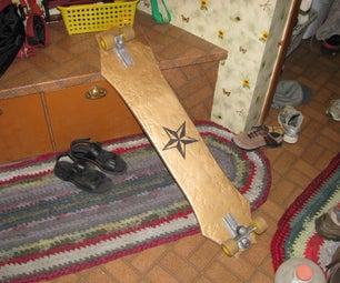 How to Make a Longboard