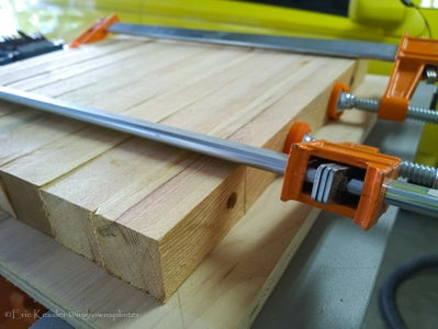 Construct the Table Tops