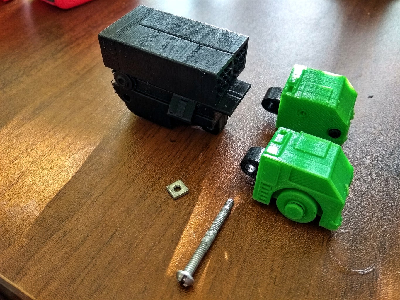 Printing and Assembling