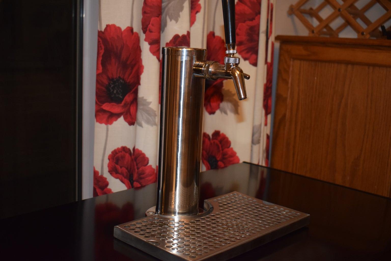 DIY Draft Beer Professional Kegerator