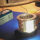LED Lighthouse Light - Preliminary Work