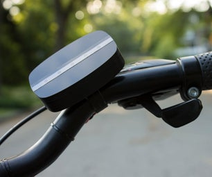 Bike Better With an LED Cadence Meter