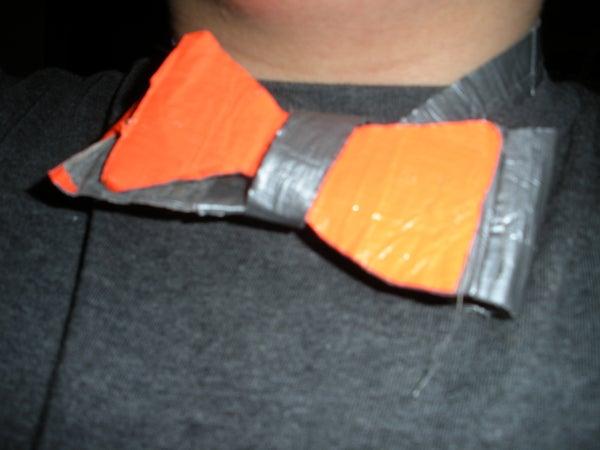 Duct Tape Bowtie