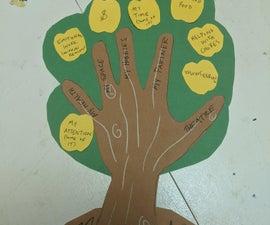 健康的边界树