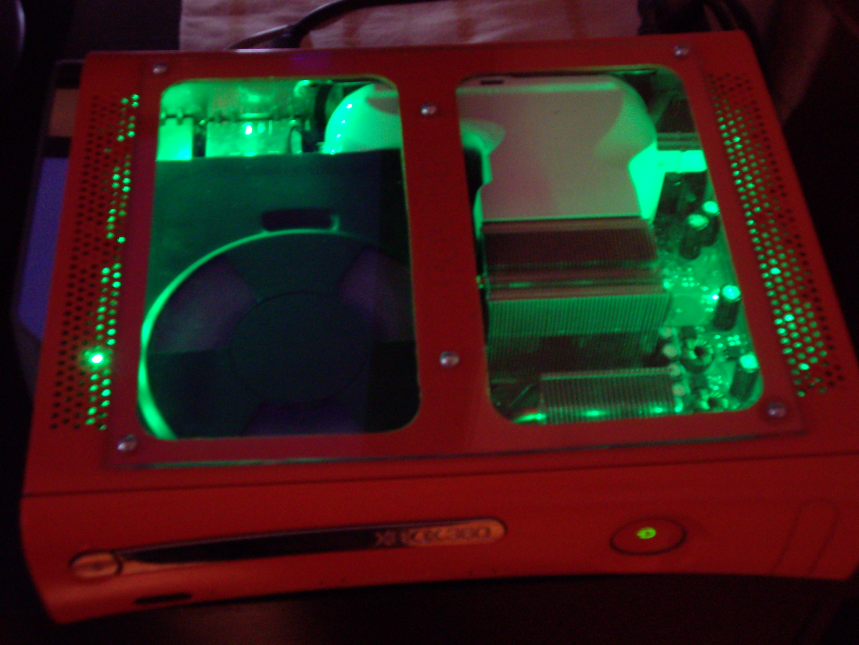 xbox 360 customized case