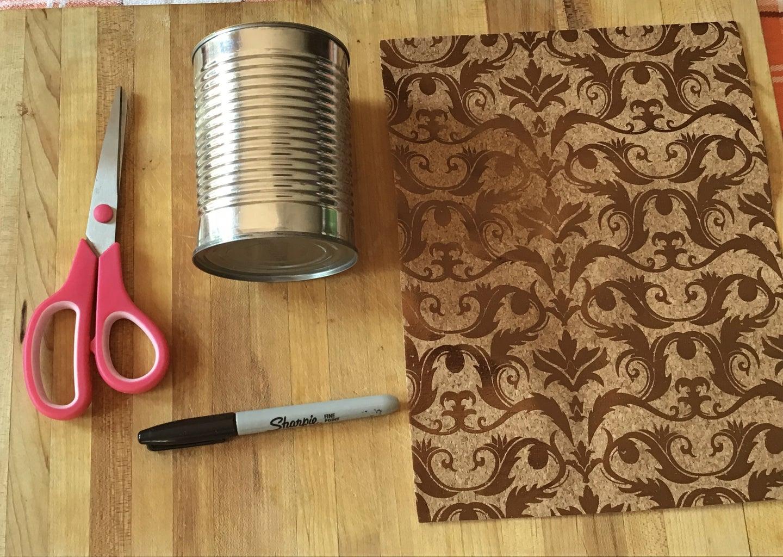 Fabric Tin