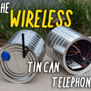 How to Make a Wireless Tin-Can Telephone! (Arduino Walkie Talkie)