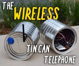 如何制作无线锡罐电话!(Arduino Walkie Talkie)