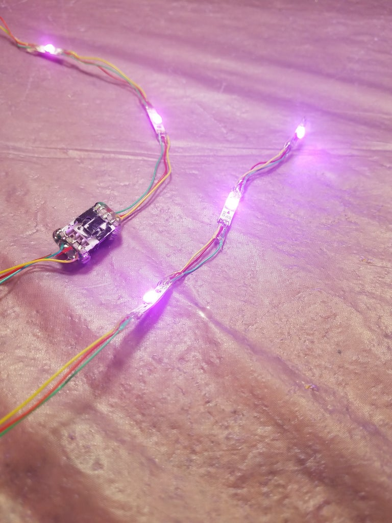 Attach and Test More LEDs