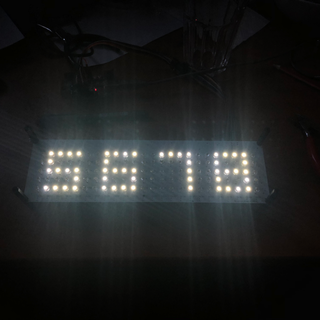 Make a 24X6 LED Matrix