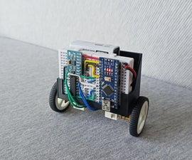 The Breadboarded Self Balancing Robot