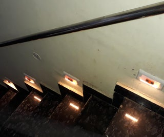 Automatic Stair Lights